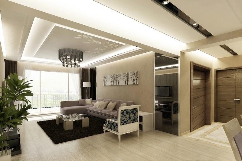 这简约风格是成都旧房改造见过好的简约风格案例成都装修公司哪家好
