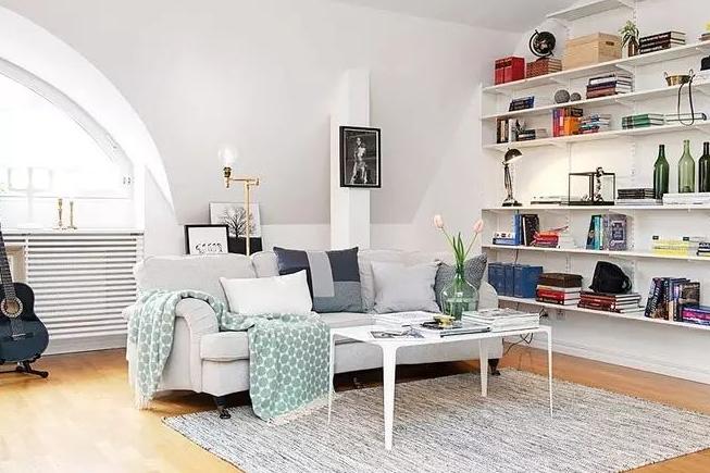 成都家装公司这样的北欧风格您喜欢吗让你享受异国风情的住宅