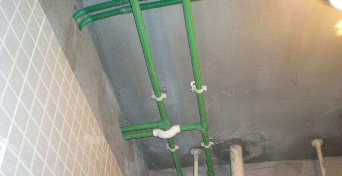 成都装修公司前十强家庭装修水管怎么走不注意这些细节不出半年就漏水