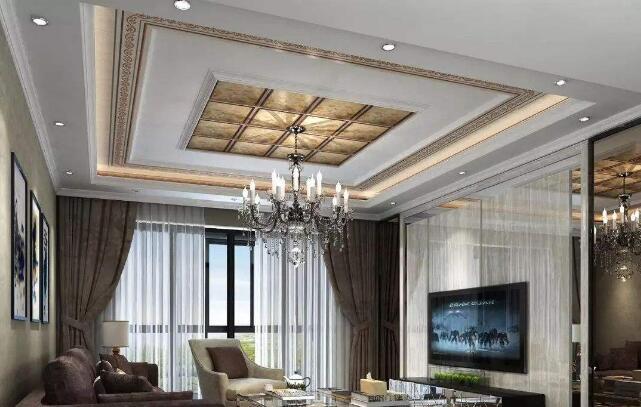 成都装饰公司简单10步的吊顶家庭装修帮你打造时尚高大尚的家