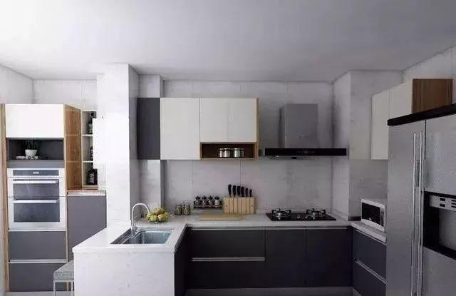 厨房怎么装修实用?这6个厨房装修要点千万不要忽略!