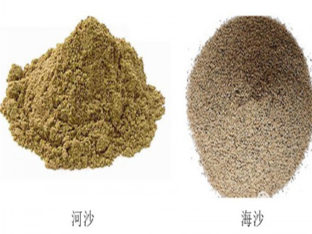 成都装饰公司为您介绍不可忽视的家装辅料—黄沙