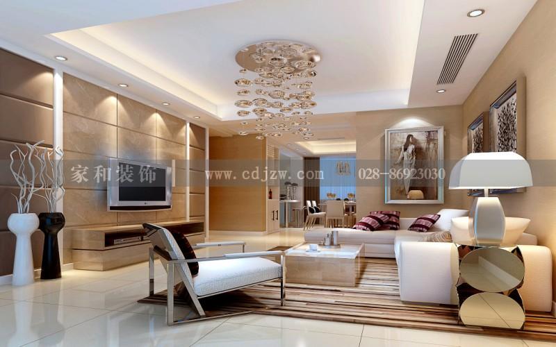 福利来啦成都装饰公司送上2018年流行的客厅装修风格