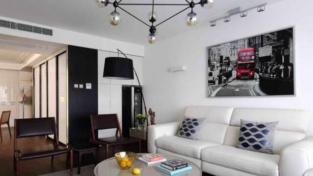 成都装修公司排名现代简约风格给你一个简约而不简单的家