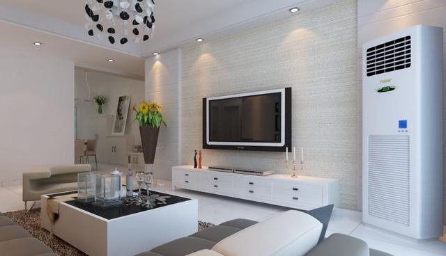 成都别墅装修公司这样的电视背景墙设计给整个家增添了光彩