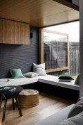 领居家的飘窗这样设计,舒适与惊艳感并存!