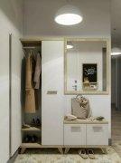 房子太小,如何设计实用的入门空间?