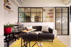 小户型装书房真的不划算,现在都流行把书房搬进卧室!
