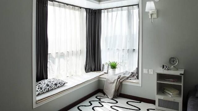 成都装修公司哪家好这几款卧室飘窗设计才是你想要的