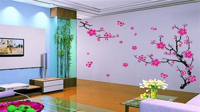 成都家装公司还嫌壁纸装修太土现在都流行液态壁纸装修不仅美观还耐用
