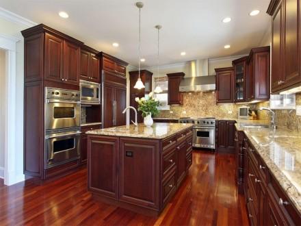 厨房双1型 L型 U型装修设计哪个更好成都装修公司哪家好告诉你答案