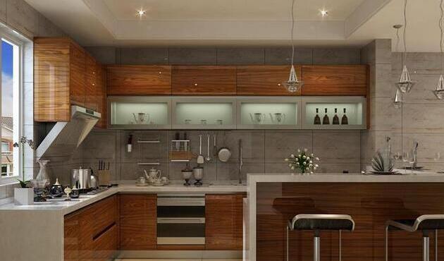 成都家装公司2018流行的5大厨房装修设计你更喜欢哪一种呢