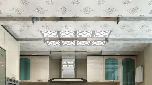 成都旧房改造总结厨房吊顶装修设计注意事项让你坦然面对厨房装修