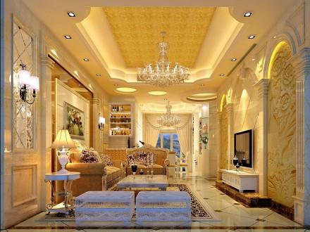 成都装饰分享关于别墅室内装修设计的要素装修小白必看