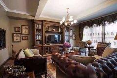 美式风格装修特点有哪些-家和装饰