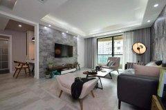 客厅装修用什么瓷砖比较好?-家和装饰