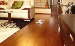 地板划了如何修复有哪些修复方法-家和装饰