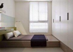 小卧室榻榻米设计注意事项-家和装饰