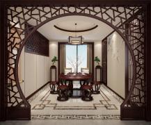 中式风格装修选择成都装修公司哪家好-家和装饰