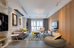 90平米房屋装修如何打造小而美的装修风格-家和装饰