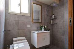浴室比较小怎么装修比较好-家和装饰