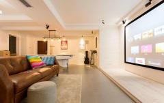 告别单调背景五款客厅电视背景墙设计总有一款适合你-家和装饰