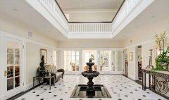 客厅装修风水禁忌之进门就是客厅-家和装饰