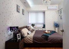 小户型90平米二室一厅装修设计-家和装饰