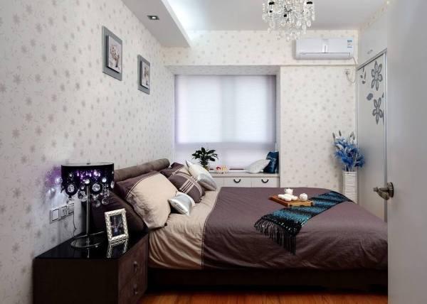 小户型90平米二室一厅装修设计