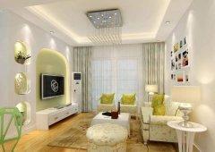 小户型装潢效果图片 小户型装潢效设计要点-家和装饰