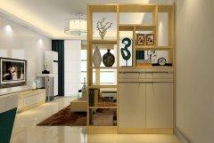 房子装修隔断的技巧 房子装修隔断的材质-家和装饰