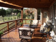 露台装修设计方法 露台装修设计要点-家和装饰