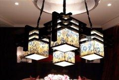 中式灯具品牌排行有哪些 中式灯具怎样选购-家和装饰