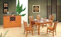 实木餐桌价位是多少 实木餐桌好不好-家和装饰
