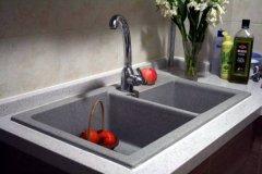 石英石水槽优点介绍 石英石水槽品牌介绍-家和装饰