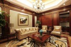美式装修样板房风格 美式装修样板房的特点-家和装饰