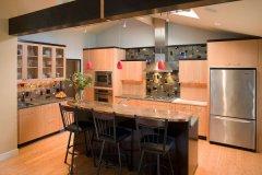 成都开放式厨房装修风格 开放式厨房装修要点-家和装饰