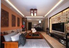 美式背景墙装修设计技巧 背景墙设计要点-家和装饰