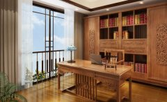 小书房装修风格有哪些 书房装修注意事项-家和装饰