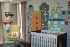 儿童房装修样板间技巧 儿童房装修样板间重点-家和装饰
