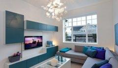 客厅电视墙怎么装修好看 客厅电视墙装修要点-家和装饰