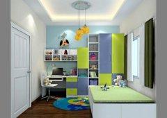 儿童房定制设计技巧 儿童房定制设计要点-家和装饰
