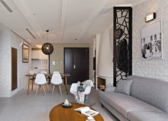 简欧两室装修设计特点 简欧两室装修设计方法-家和装饰