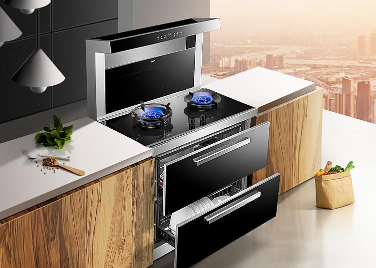 厨房安装集成灶的效果怎么样_家和装饰