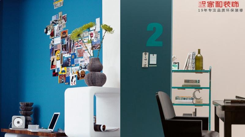利用色彩让小房间看上去更宽敞_家和装饰