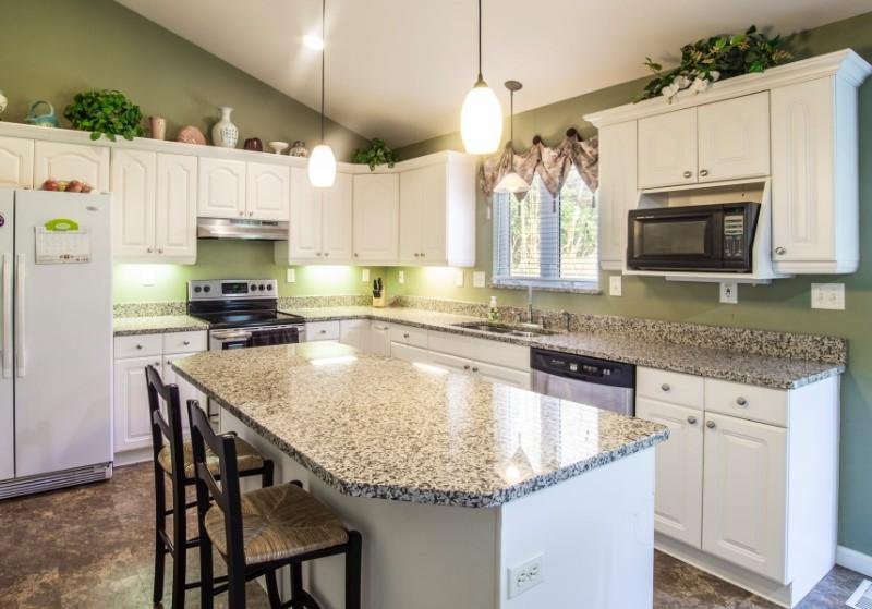 家和故事——厨房局部改造工程施工日志