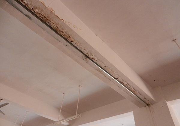 旧房改造沉降缝