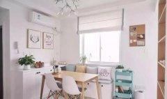 小户型像餐厅这样设计,不仅情调满满,收纳也很足!