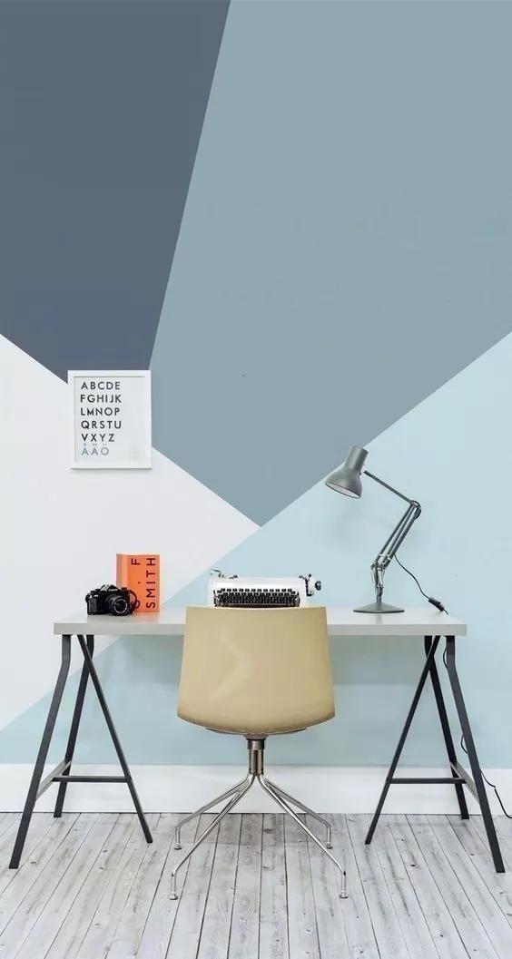 装修干货丨墙面齐全的色彩搭配,美观与品位共存,值得借鉴与收藏