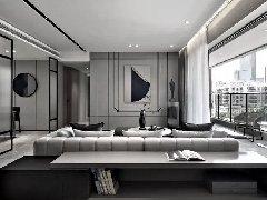 550㎡现代轻奢风格别墅